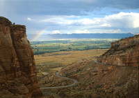 Fruita, CO - Rim Rock Drive
