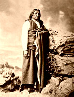 Brule Sioux - Chief Spotted Tail