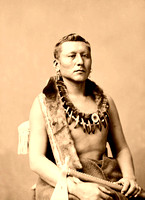 Osage - Chief Black Dog