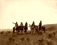 Apache Lost Trail, 1903