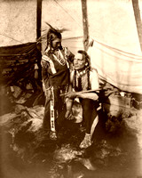 Blackfoot Legend of the Peace Pipe, 1915