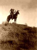 Crow - Ready to Charge, 1908