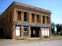 St. Onge, SD - Stone Building
