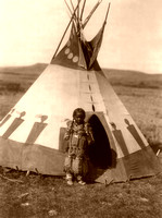Crow Princess, 1910