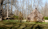 Natchez - Grand Village of the Natchez Indians