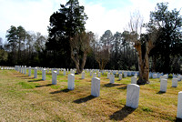 Natchez - National Cemetery