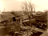 Maine Train Wreck, 1912