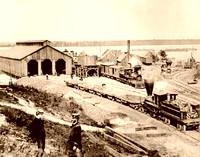 City Point, VA - U.S. Military Depot, 1864