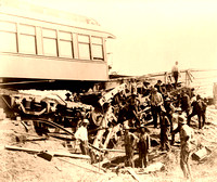 Chatsworth, IL - Train Wreck, 1887