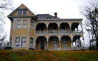 Edwards, MS - Antebellum Home