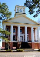 Alcorn University Chapel, MS