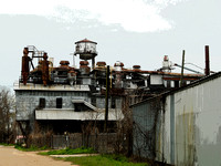 Grand Gulf Area - Old factory