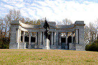 Vicksburg, MS - Iowa Monument