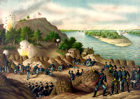 Vicksburg, MS - Siege & Surrender