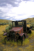 Bannack, MT - Old Truck
