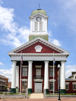 Charles Town, WV - Jefferson County Courthouse