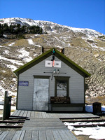 Alpine Tunnel, CO - Station
