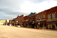 Cripple Creek, CO - Downtown Buildings