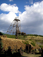 Cripple Creek, CO - Headframe