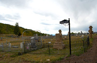 Cripple Creek, CO - Mt. Pisgah Cemetery
