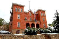 Central City, CO - Gilpin County Courthouse