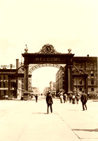 Denver, CO - Union Station, 1908