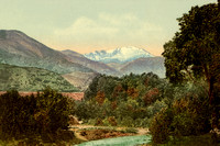 Pike Peak, about 1900
