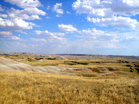 Badlands, SD - Rolling Hills