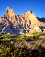Badlands, SD - Pinnacles