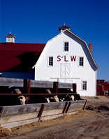 Greeley County, CO - SLW Cattle Ranch Barn