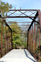 Elk Falls, KS - Iron Truss Bridge - 2