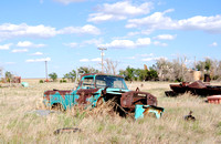 Pringle, TX -  Junk Field