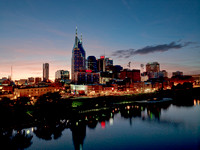 Nashville, TN - Skyline