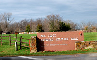 Pea Ridge - Park Sign