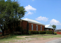 Foss, OK -Baptist Church