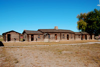 Fort Caspar, WY - Living Quarters