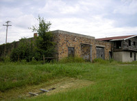 Narcissa, OK - Old Building