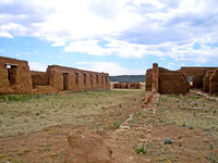 Fort Union, NM - Ruins