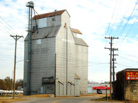 Junction City, KS - Grain Elevators