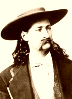 Bill Hickok, lawman & gunfighter