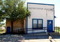 Mills, NM - Post Office