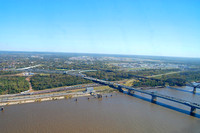 East St. Louis, IL - Mississippi River