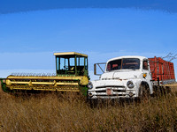 Gascoyne, ND - Truck & Tractor - Enhanced