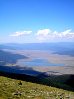 Eagle Nest Lake - From Mount Baldy - 2