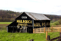Hampshire County, WV - Mail Pouch Barn