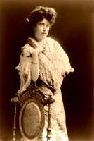 Molly Brown, mining baron's wife of Titantic fame