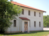 Fort Missoula, MT - Building - 2