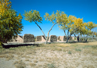 Fort Seldon, NM - Hospital Ruins