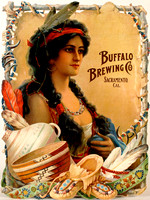 Buffalo Brewing Advertisement