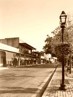 Natchitoches, LA - Front Street - 2